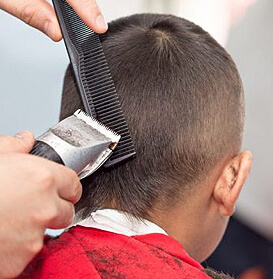 Kids Hairdresser Dubai UAE