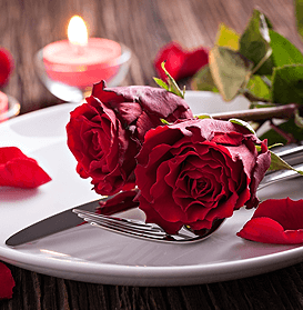 Romantic Dining Restaurants Dubai
